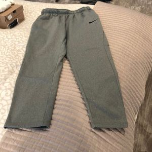 Nike Sweatpants. Men's Size Medium. Grey